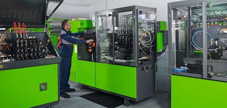 Ремонт топливной аппаратуры дизеля БМВ