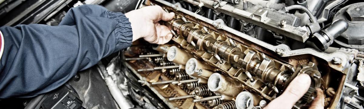 Капитальный ремонт дизеля Audi