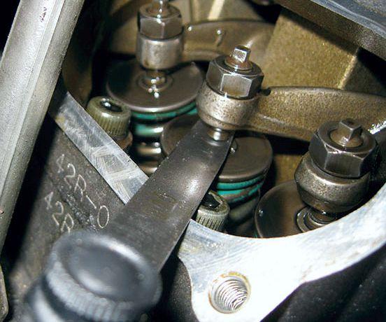 Инструментальная диагностика двигателя
