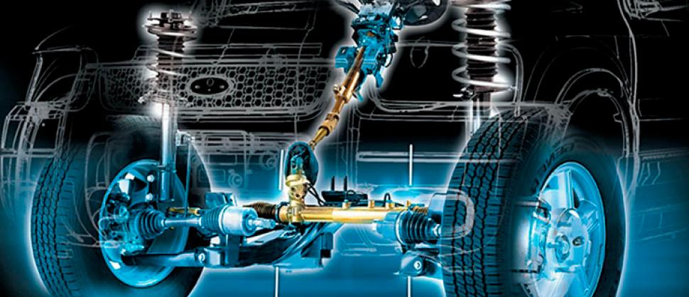 Ремонт рулевого управления грузовиков