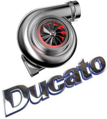 Ремонт турбины Дукато