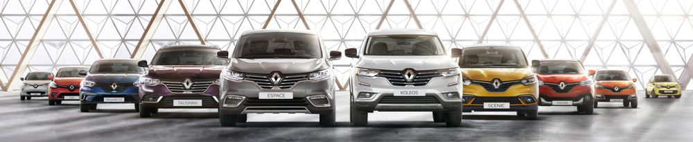 Диагностика и ремонт автомобилей Renault в СПб